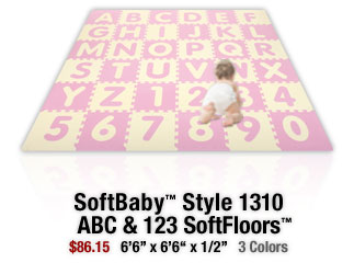 Alessco SoftBaby ABC & 123 SoftFloors